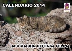 Calendario 2014 Defensa Felina Sevilla